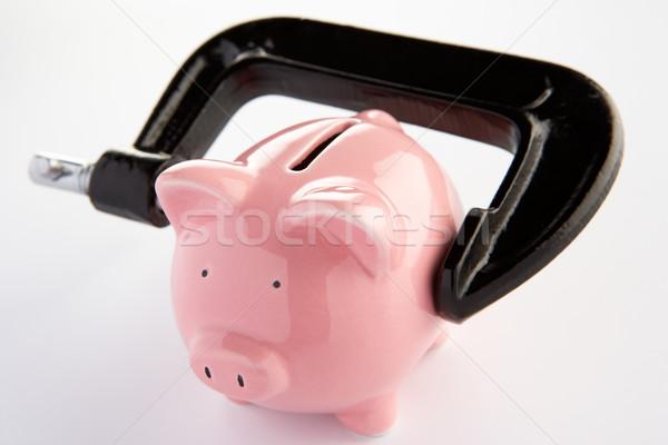 ストックフォト: バイス · お金 · 貧しい · 貧困 · コンセプト