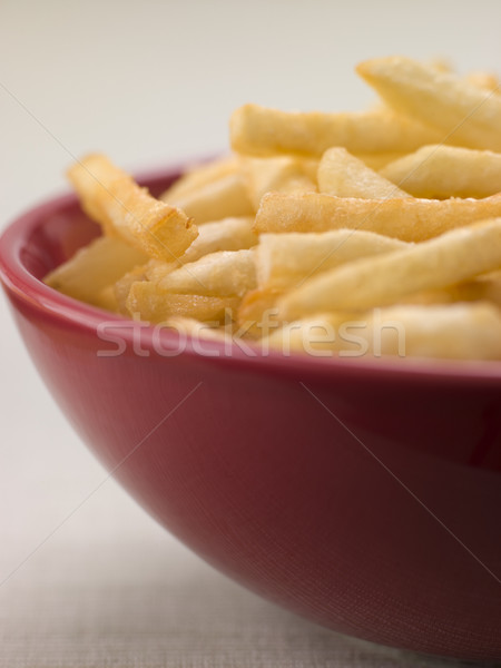 Bowl of Chips Stock photo © monkey_business