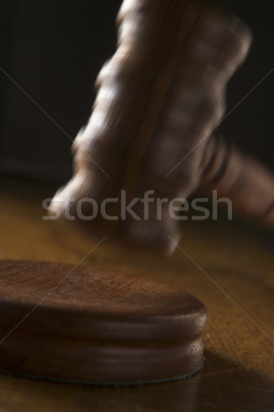 Courtroom Gaval Stock photo © monkey_business