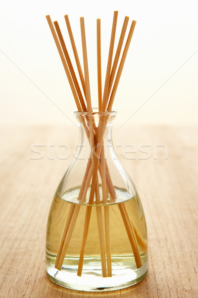 Incense sticks in carafe of water Stock photo © monkey_business
