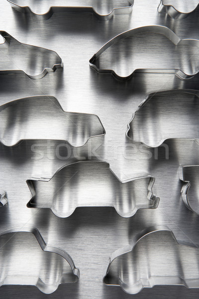 автомобилей Cookie автомобилей группа движения Сток-фото © monkey_business
