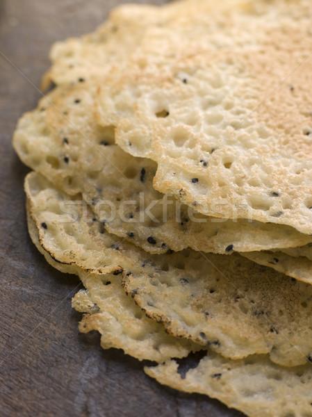 Köteg közelkép kép étel belső senki Stock fotó © monkey_business