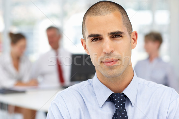 Young businessman Stock photo © monkey_business