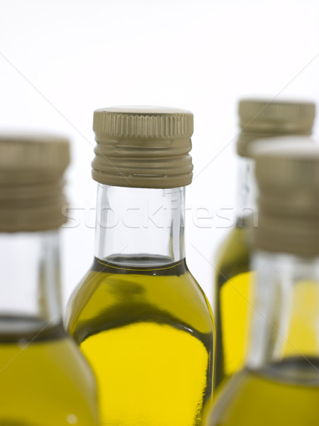 Bottles Of Virgin Olive Oil Stock photo © monkey_business