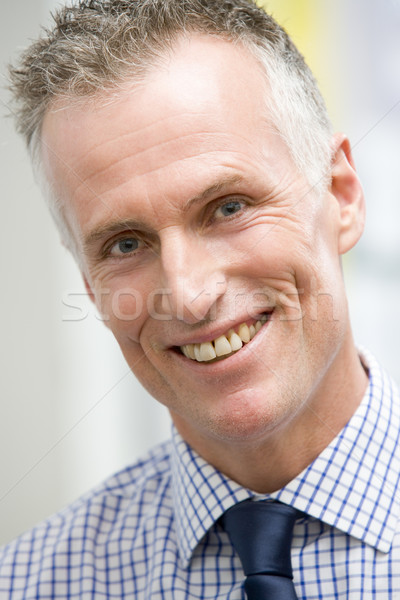 Head shot of man smiling Stock photo © monkey_business