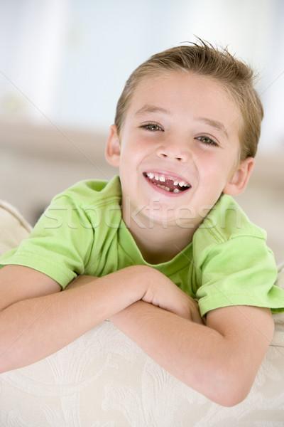 ストックフォト: 肖像 · 子供 · 幸せ · 子 · 少年