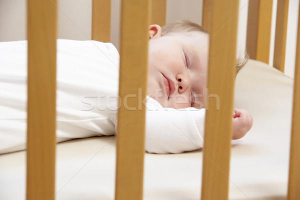 Сток-фото: ребенка · Cute · устал · кавказский