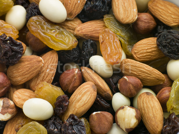 Nut And Dried Fruit Mix Stock photo © monkey_business