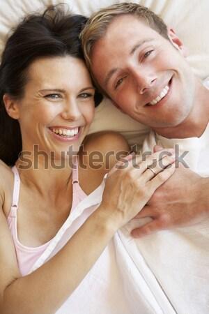 пару человека женщины весело Сток-фото © monkey_business
