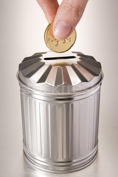 Wasting Money Stock photo © monkey_business