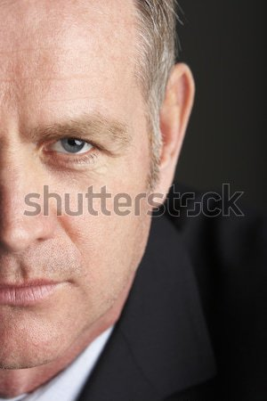 Portrait Of Middle Aged Businessman Stock photo © monkey_business