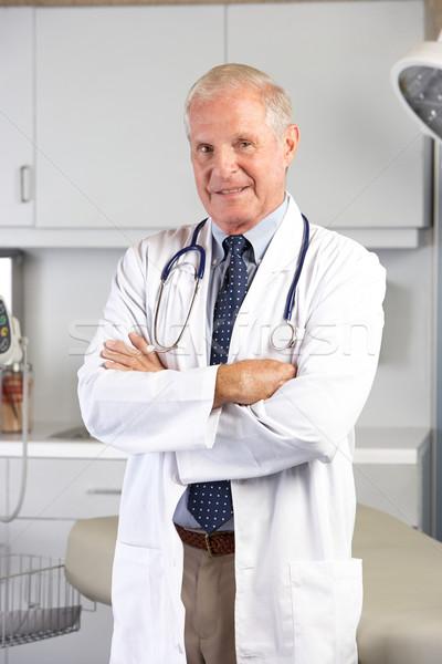 портрет врач человека команда человек Сток-фото © monkey_business
