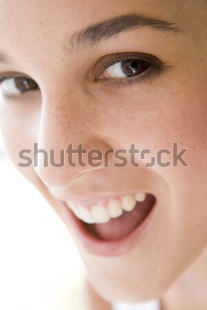 Retrato sorridente feliz crianças pessoa Foto stock © monkey_business