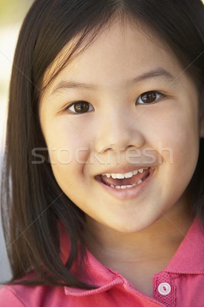 Portrait Of Girl Smiling Stock photo © monkey_business