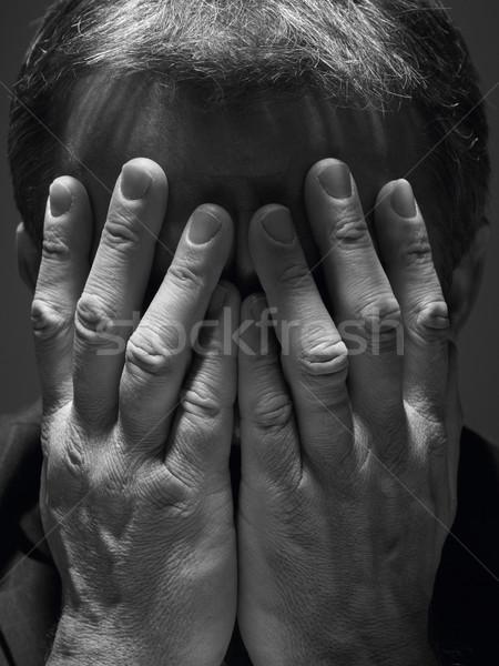 肖像 ビジネスマン 執行 人 男性 ストックフォト © monkey_business