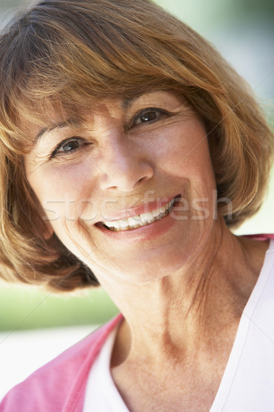 senior,portrait,Upset,Anxious,Unhappy,Sixties,Frowning,Man,Heads Stock photo © monkey_business
