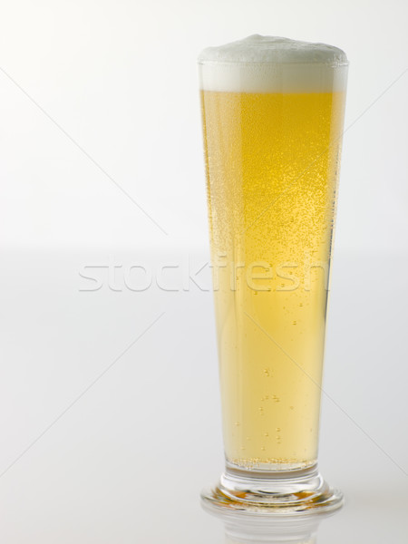 Glass Of Beer Stock photo © monkey_business