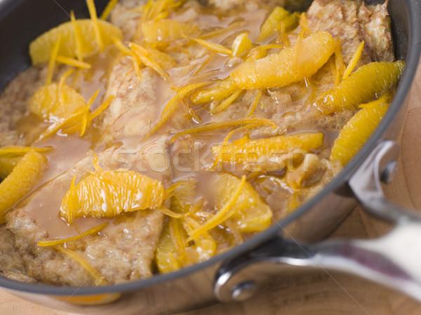 Crepe Suzette Stock photo © monkey_business