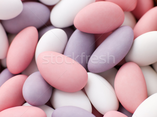Sugared Almonds Stock photo © monkey_business