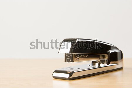 A Silver Stapler Stock photo © monkey_business