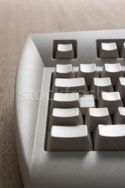 Stok fotoğraf: Bilgisayar · klavye · tuşları · iş · klavye · renk · kavram