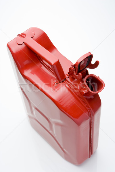 Red Petrol Can Stock photo © monkey_business