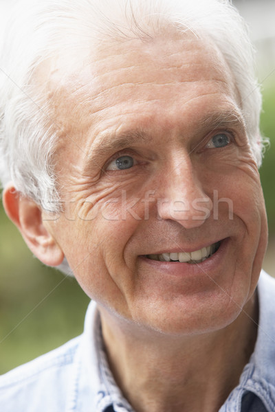 senior,portrait,Man,Sixties,Happy,Smiling,Happiness,Cheerful,Hea Stock photo © monkey_business