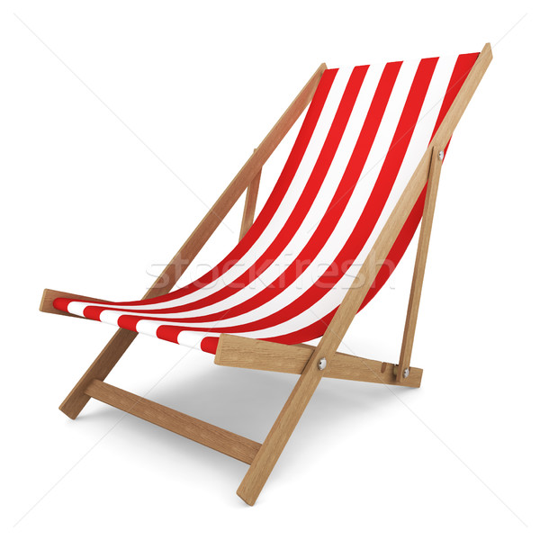 Beach chair Stock photo © montego