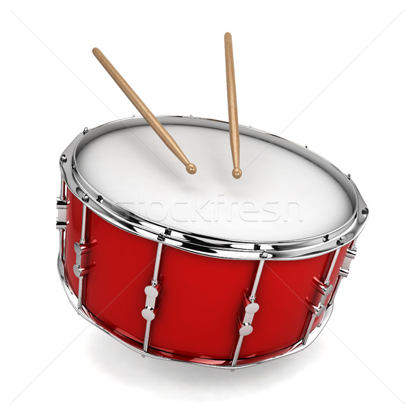 Bass drum Stock photo © montego