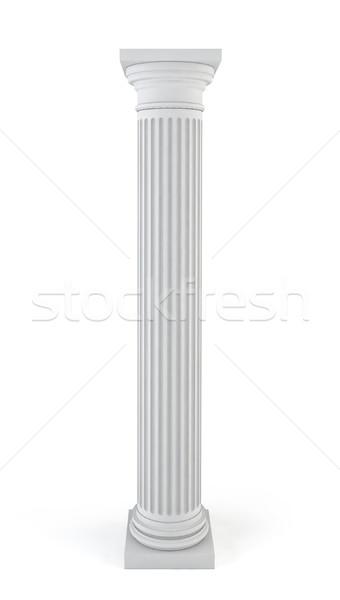 Classic column Stock photo © montego