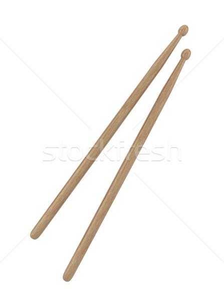Drumsticks Stock photo © montego