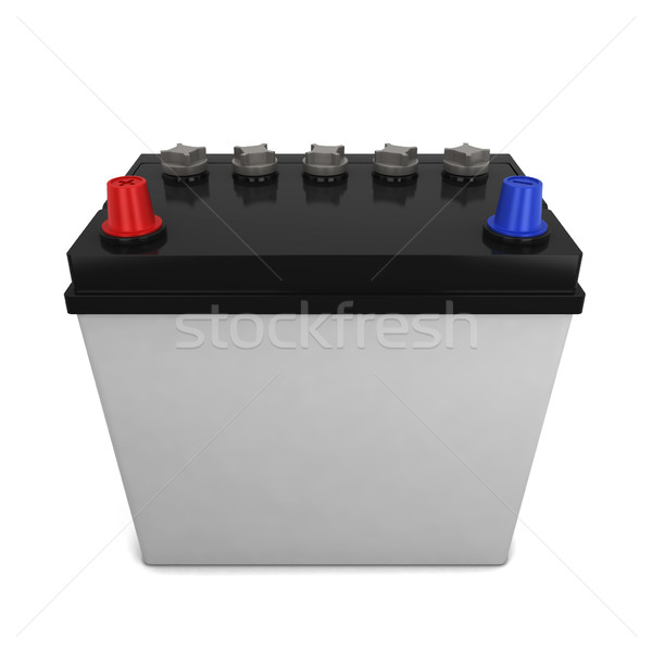Car battery Stock photo © montego
