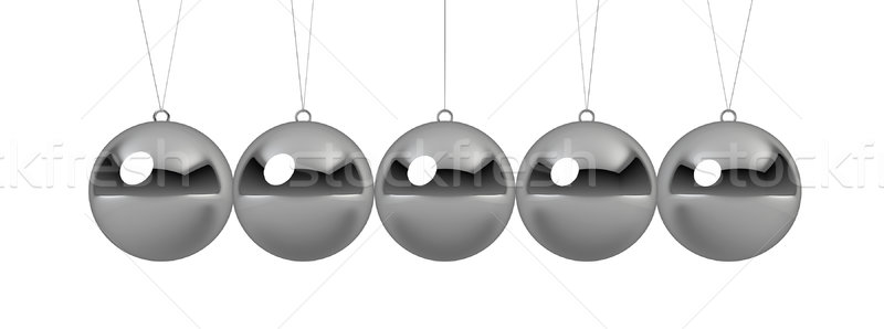 ball pendulum Stock photo © montego