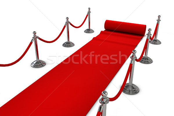 Red carpet Stock photo © montego
