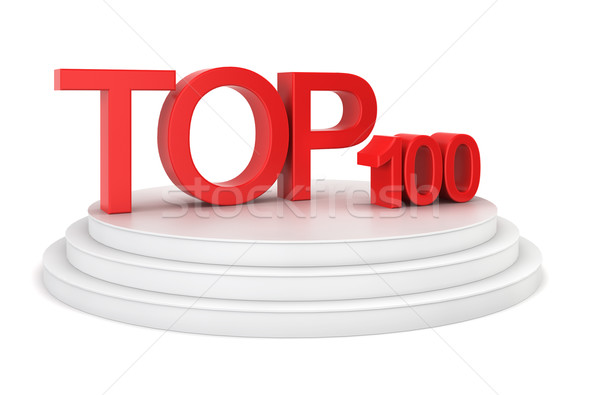 Top hundred Stock photo © montego
