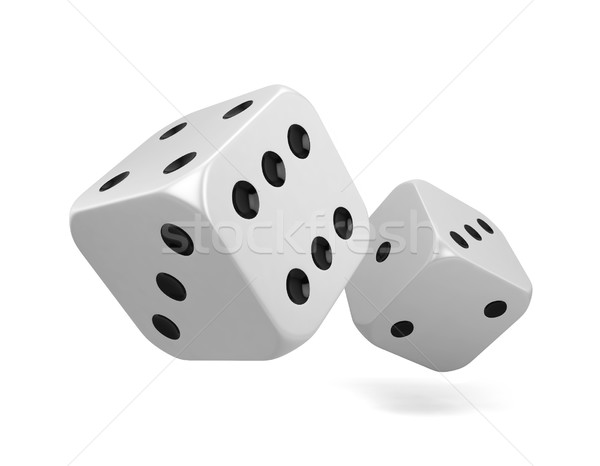 Two dices Stock photo © montego