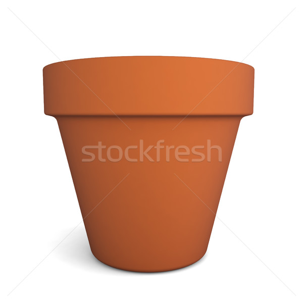 Flower pot Stock photo © montego