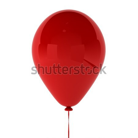 3d render of baloon Stock photo © montego