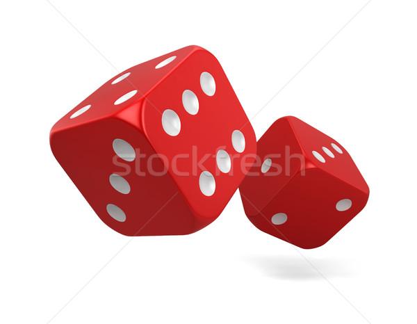 Two dices Stock photo © montego