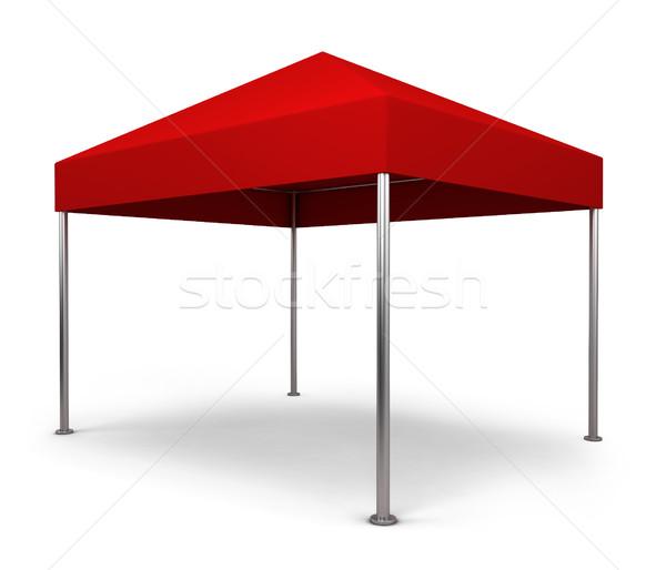 Canopy tent Stock photo © montego