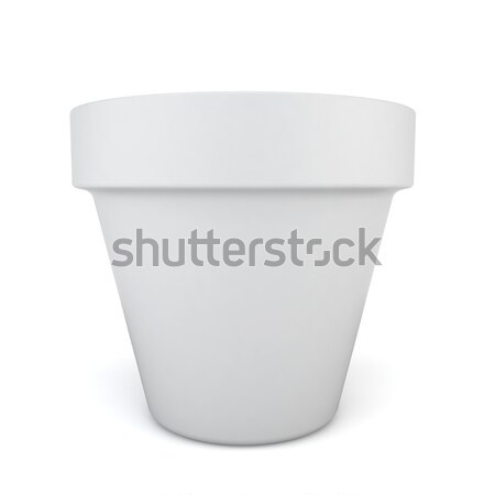 Flower pot Stock photo © montego