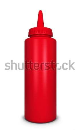 Ketchup bottle Stock photo © montego