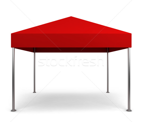 Canopy tent Stock photo © montego