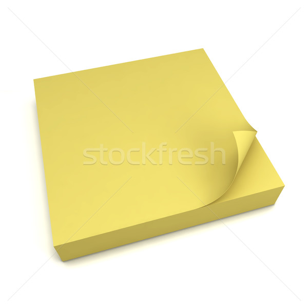 Paper notes Stock photo © montego