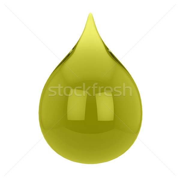 Olive oil drop Stock photo © montego