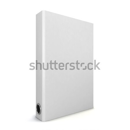 White binder Stock photo © montego