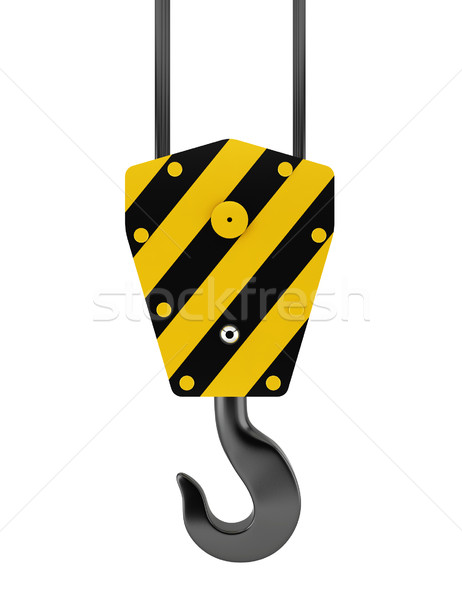 Crane hook Stock photo © montego
