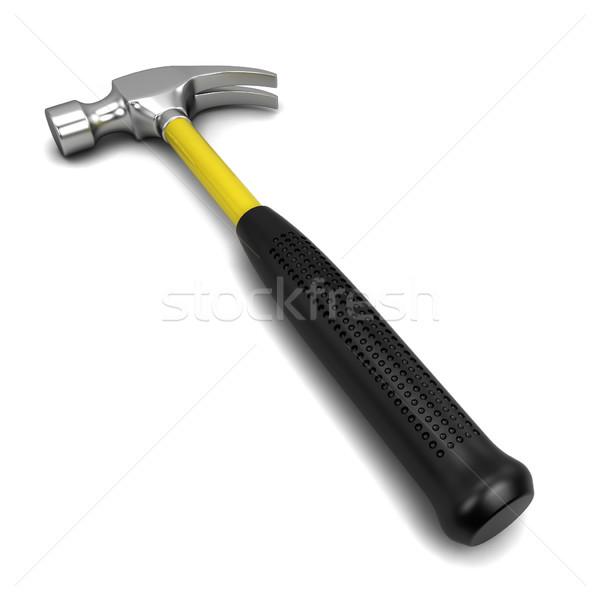 Laying hammer Stock photo © montego