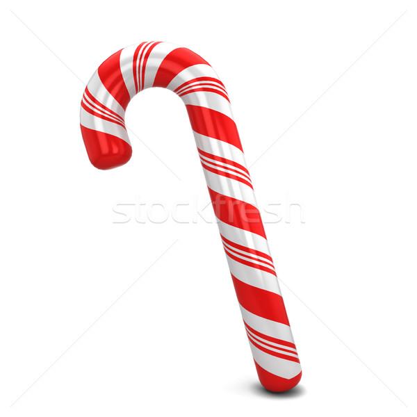 Candy cane Stock photo © montego