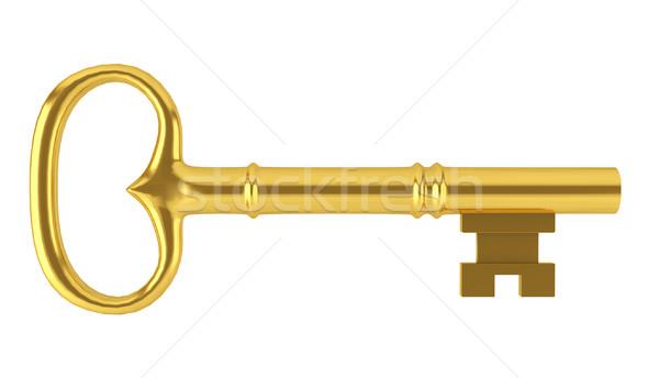 Long key Stock photo © montego